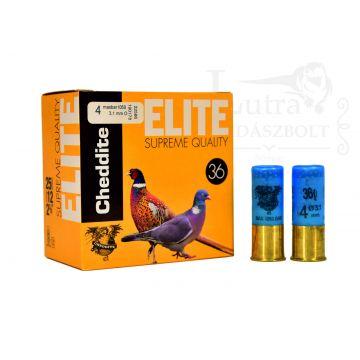 Cheddite Elite 12/70 36g  4 3,1mm