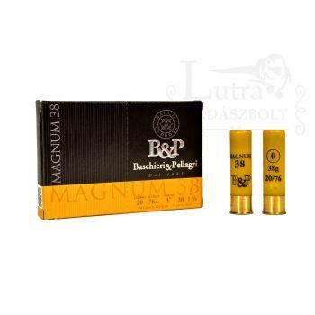 Baschieri&Pellagri Magnum 20/76 38g 0  3,9mm