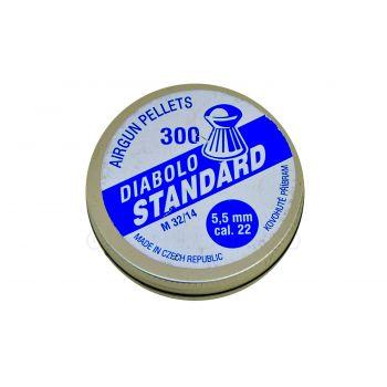 Kovhute Diabolo Standard Léglövedék 5,5 mm