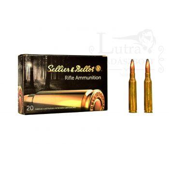 Sellier&Bellot 6,5x57R SP 8,5g 131gr