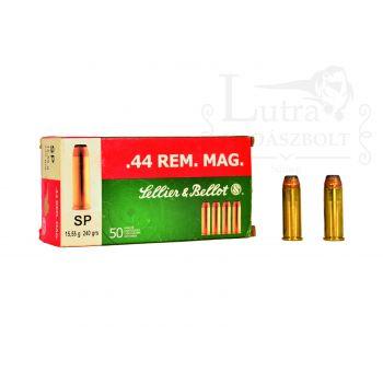 Sellier&Bellot .44 Rem Mag SP 15,5g 240gr
