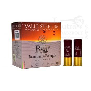 Baschieri@Pellagri Valle Steel Magnum 12/76 36g 3 3,3mm
