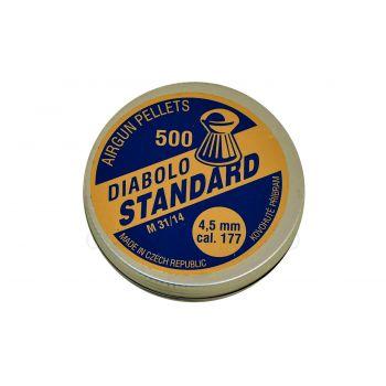 Kovhute Diabolo Standard Léglövedék 4,5 mm