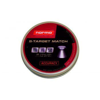 Norma S-Target Match Léglövedék 4,5 mm