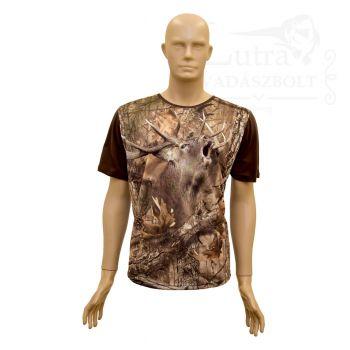 Gamewear 3D Rövid Ujjú Póló XXL Méret