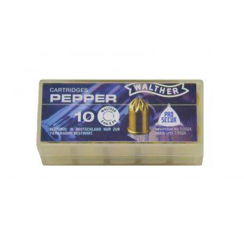 Walther Pepper Forgótáras Riasztó Patron 9 mm