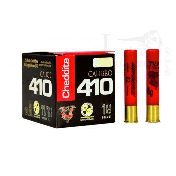 Cheddite Drago 410 18g 7,5 2,4mm