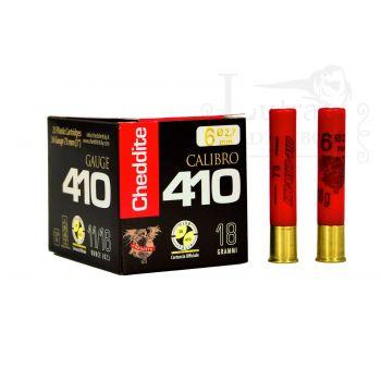 Cheddite Drago 410 18g 6 2,7mm