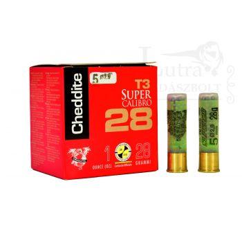 Cheddite Super 28/70 28g 5 2,9mm