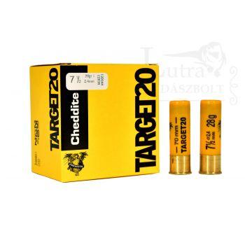 Cheddite Target 20/70 28g 7,5 2,4mm
