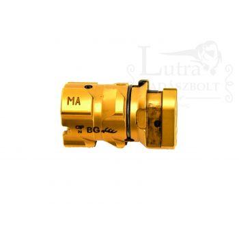 Sauer 404 zárfej arany