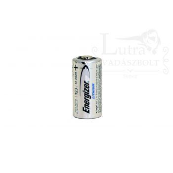 Energizer CR123 Líthium Elem