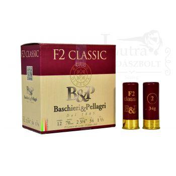 Baschieri&Pellagri F2 Classic 12/70 34g 2 3,5mm