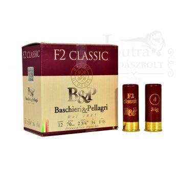 Baschieri&Pellagri F2 Classic 12/70 34g 4 3,1mm