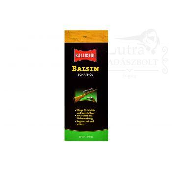 Ballistol Balsin Tusolaj Világosbarna 50ml