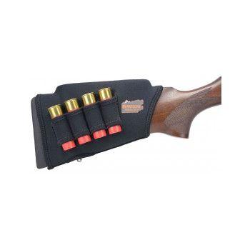 Beartooth Comb Raising Kit 2.0 Lőszertartós Pofadék Magasító Fekete