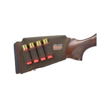 Beartooth Comb Raising Kit 2.0 Lőszertartós Pofadék Magasító Barna
