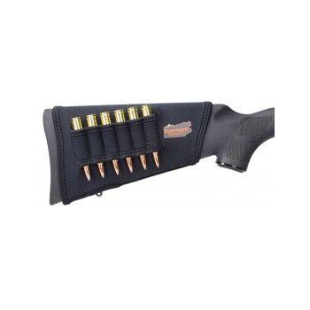 Beartooth Stock Guard 2.0 Lőszertartós Tus Védő fekete