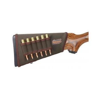 Beartooth Stock Guard 2.0 Lőszertartós Tus Védő barna