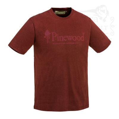 """Pinewood® Outdoor Life Unisex Póló """"Réz"""""""