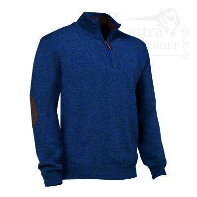 Club Interchasse Winsley Férfi Pulóver Kék